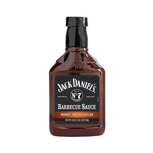 Jack daniels 539g honey smokehouse bbq sauce sos miodowy