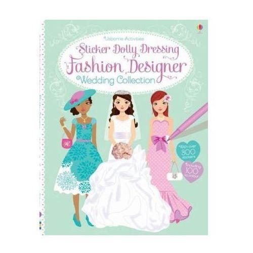 Sticker Dolly Dressing Fashion Designer Wedding Collection, Watt, Fiona