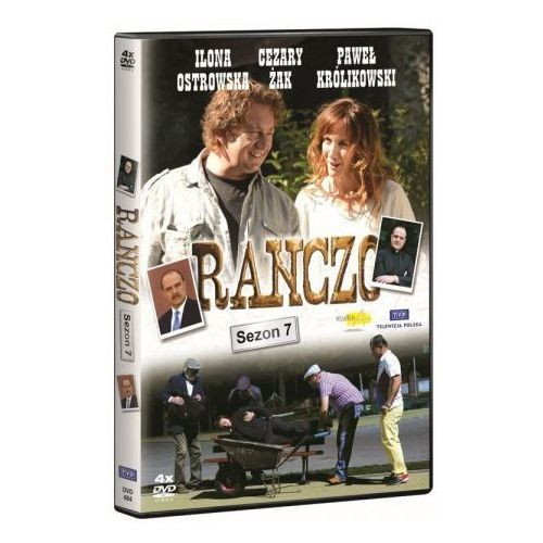 Ranczo (sezon 7, 4 DVD) (Płyta DVD) (5902600069386)