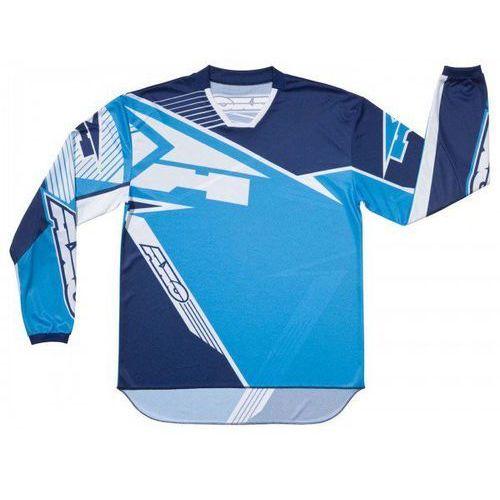 Koszulka AXO SR SPORT niebieska