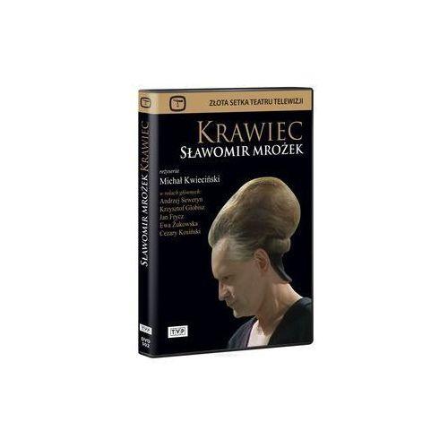 Krawiec złota setka teatru telewizji. darmowy odbiór w niemal 100 księgarniach! marki Mrożek sławomir