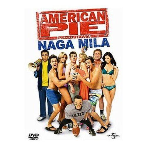 Tim film studio American pie. naga mila (dvd) - erik lindsay od 24,99zł darmowa dostawa kiosk ruchu (5900058118595)