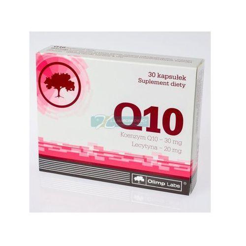 Olimp koenzym q10 30 mg+lecytyna x 30 kaps (kapsułki)