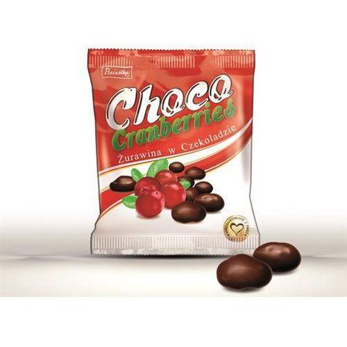 Fabryka cukierków pszczółka sp. Choco cranberries 90 g (5901812623249)