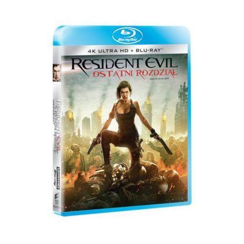 Imperial cinepix Resident evil: ostatni rozdział 4k (2bd) (5903570072734)