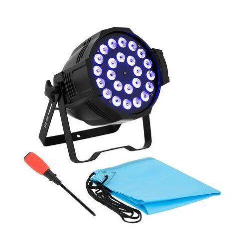 Singercon Reflektor LED - 24 x 10 W - RGBW CON.LP-24/10/RGBWA - 3 LATA GWARANCJI