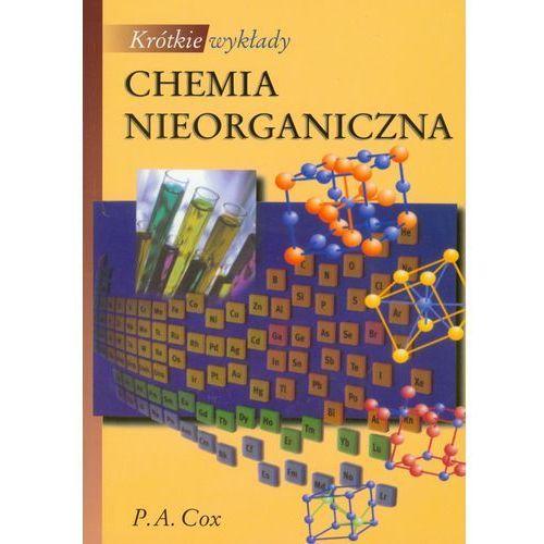 Krótkie wykłady Chemia nieorganiczna, Wydawnictwo Naukowe PWN
