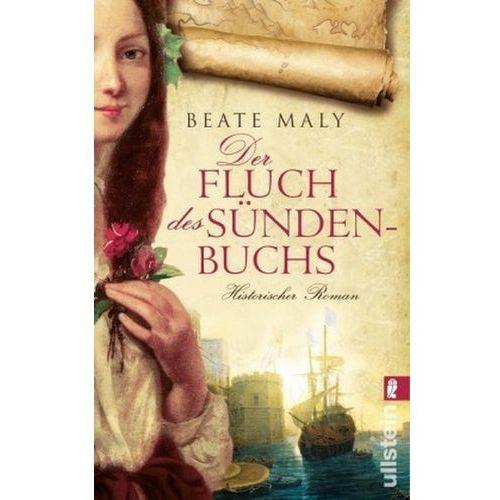 Der Fluch des Sündenbuchs Maly, Beate