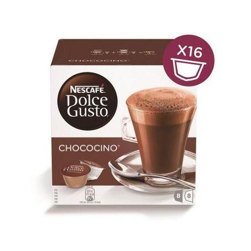 chococino 16 kapsułek >> za każde wydane 1000zł na agd, otrzymasz 50zł w bonie na nastepne zakupy! marki Nescafe dolce gusto