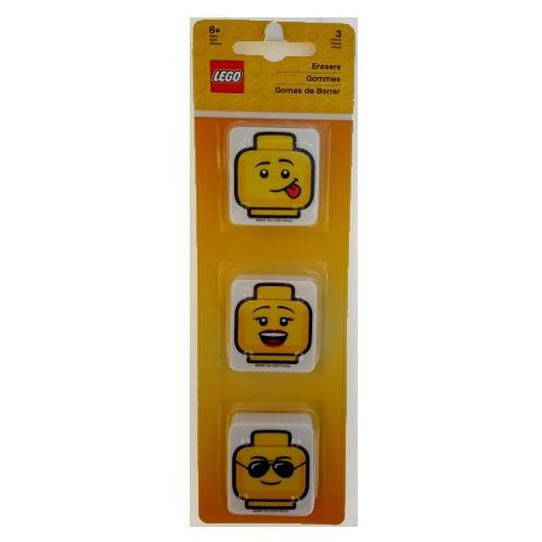 51142 zestaw gumki do mazania - gadżety marki Lego