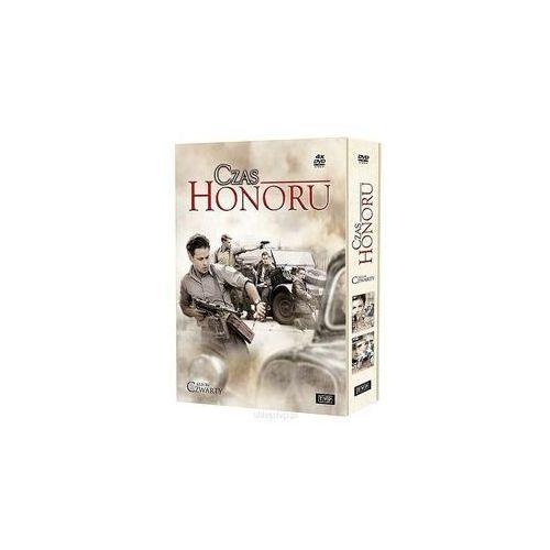 Czas Honoru sezon 4. Darmowy odbiór w niemal 100 księgarniach!
