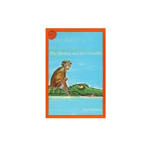 The Monkey and the Crocodile: A Jataka Tale from India (9780833507112)