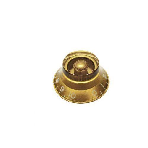 Boston kg-160 gałka potencjometru bell knob, złota