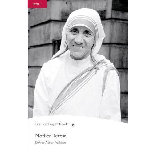 Mother Teresa Book & Audio CD (Penguin Longman Reader L1)