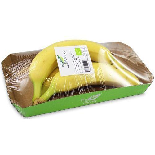 Banany świeże bio (tacka ok. 0,50 kg) marki Świeże dystrybutor: bio planet s.a., wilkowa wieś 7, 05-084 leszno k.