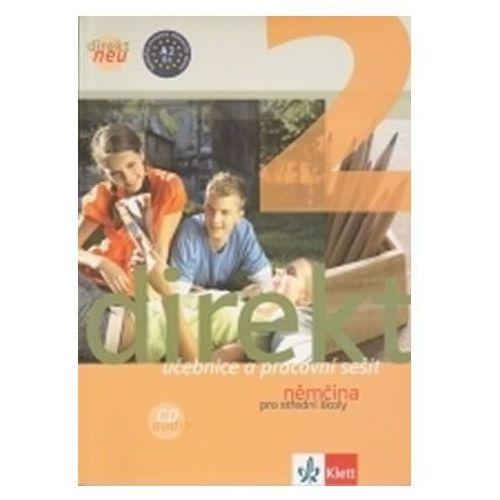 Direkt Neu 2 – Učebnice S Pracovním Sešitem A 2cd + Výtah Z Cvičebnice Německé Gramatiky (9788073972035)