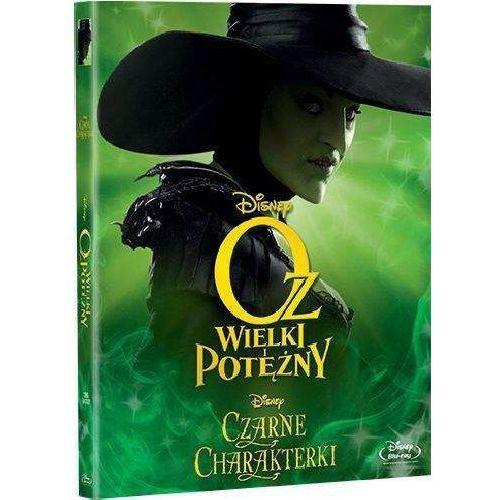 Oz wielki i potężny (DVD) - Sam Raimi