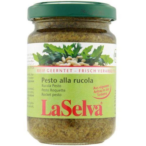 Pesto rucola la selva 130g bio eko marki 178laselva