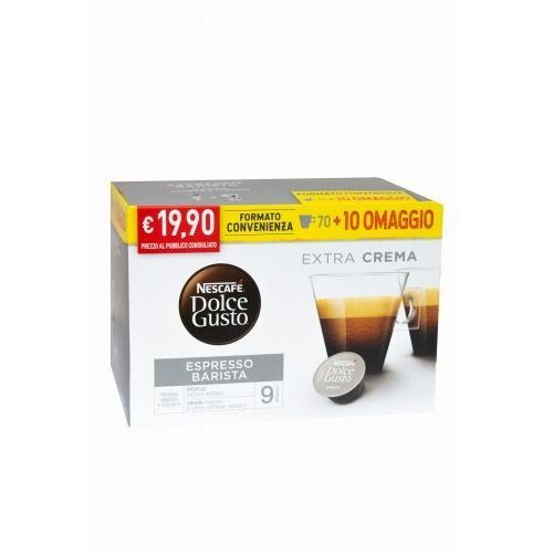 Nescafe Dolce Gusto Espresso Barista 80 kapsułek (8000300400014)