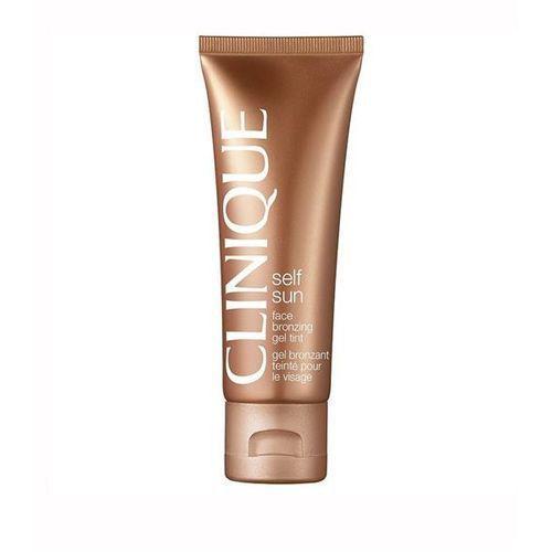 Clinique self sun face bronzing gel tint żel samoopalający 50ml