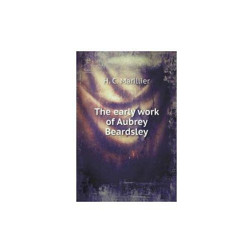 Early Work of Aubrey Beardsley (9785518787445)