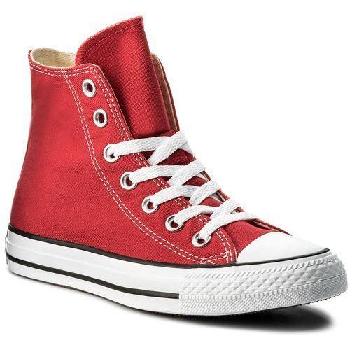 Trampki CONVERSE - All Star Hi M9621 Red, kolor czerwony