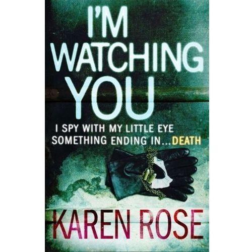 I'm Watching You (9780755385201)