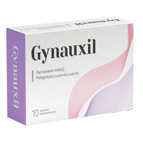 Gynauxil globulki dopochwowe 10szt - sprawdź w wybranym sklepie