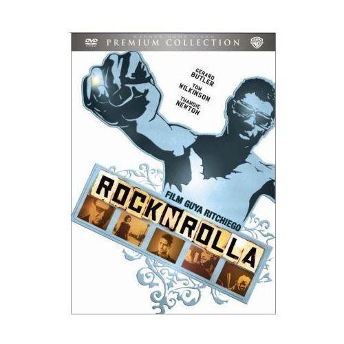 Rockandrolla premium collection (dvd) marki Galapagos films / warner bros. home video