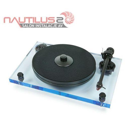 Pro-Ject 2-Xperience Primary Acryl + wkładka 2M-RED + In-Akustik Premium Record BRUSH gratis! - Dostawa 0zł! - Raty 20x0% w BGŻ BNP Paribas lub rab