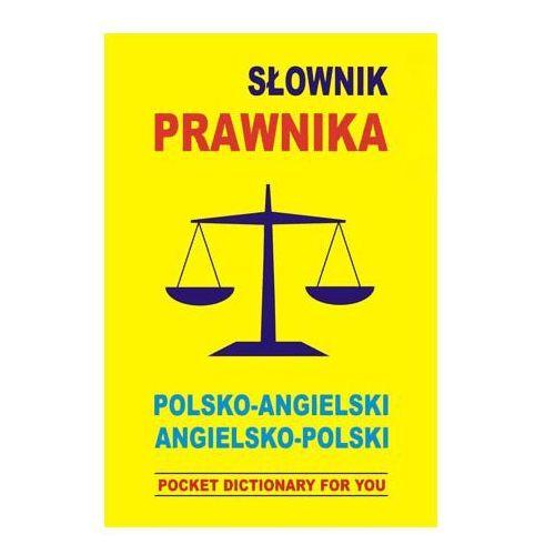 Słownik prawnika polsko-angielski, angielsko-polski - Jacek Gordon