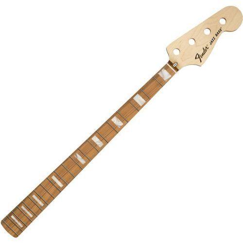 classic series 70′s jazz bass neck, 20 medium jumbo frets, block inlay, pau ferro gitara elektryczna marki Fender