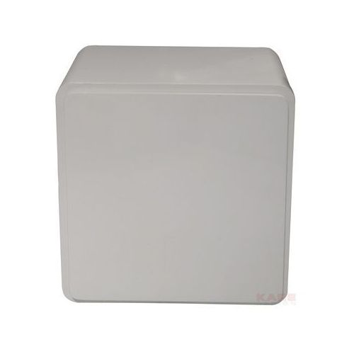 Półka Lunge Cube Closed White by Kare Design - sprawdź w ExitoDesign