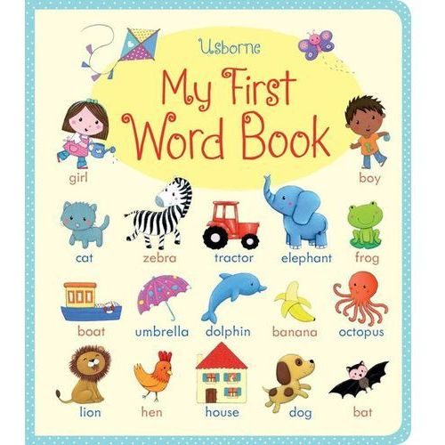 My First Word Book, Usborne Publishing Ltd
