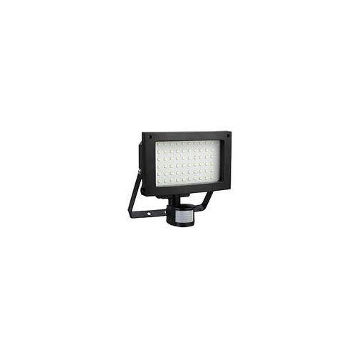 Hadex Led reflektor zewnętrzny z czujnikiem ruchu t275 60xled smd/12w (8595118875791)