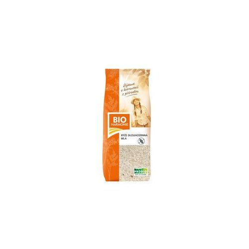 Ryż długoziarnisty biały BIO 500g - BIOHARMONIA, 6950