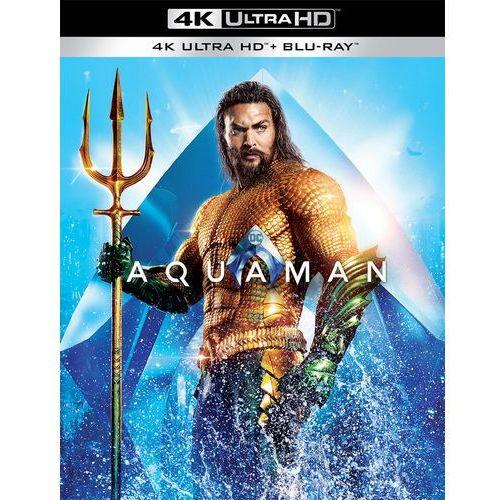 James wan Aquaman (2bd 4k) (płyta bluray) (7321931350853)