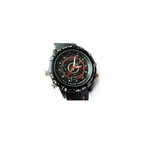 Sportowy zegarek z kamerą HD (1280x720px)