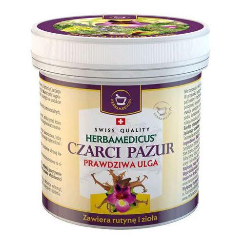 czarci pazur balsam na bóle mięśni i reumatyczne 250ml marki Herbamedicus
