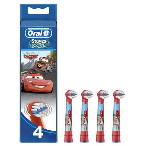 końcówki do szczoteczki eb-10 – 4 kids cars marki Oral-b