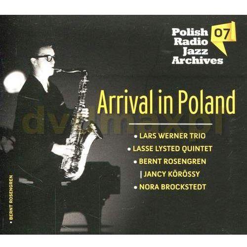 Arrival in Poland. Polish Radio Jazz Archives. Volume 7 (5907812246266)