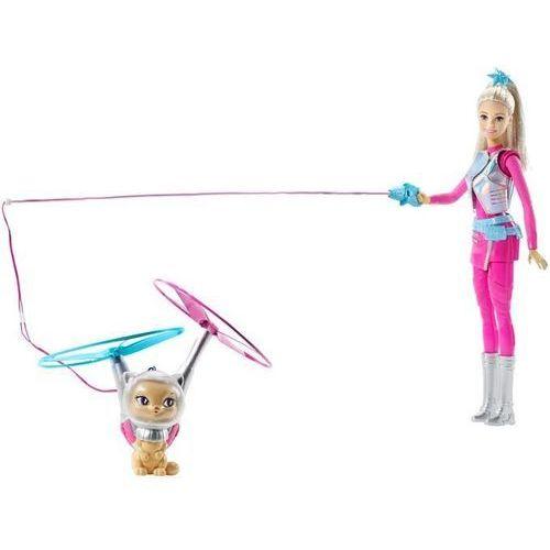 Barbie Gwiezdna Przygoda Barbie i latający kotek izimarket.pl (0887961379440)