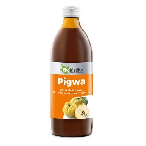 SOK Z PIGWY 100% 500 ml EkaMedica (5902596671747)