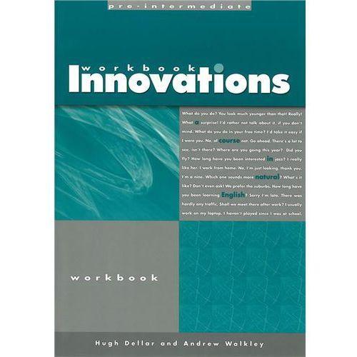 Innovations Pre-Intermediate Workbook, Heinle