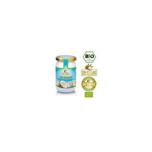 Olej kokosowy tłoczony na zimno BIO 200ml - Dr Goerg (Oleje, oliwy i octy)