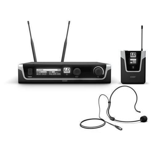 Ld systems u506 bph mikrofon bezprzewodowy nagłowny
