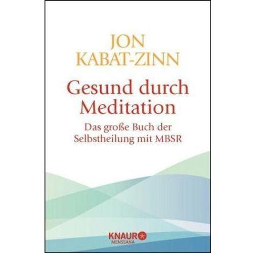 Gesund durch Meditation (9783426875681)