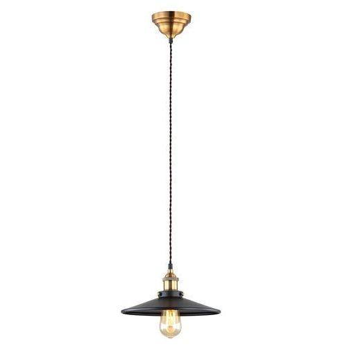 Italux Lampa wisząca verda mdm-3458/1m bk+gd - - rabat w koszyku (5900644434498)