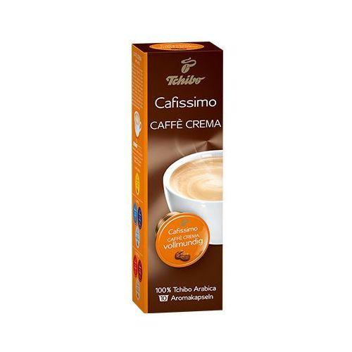 cafissimo caffe crema rich aroma 10 kapsułek marki Tchibo