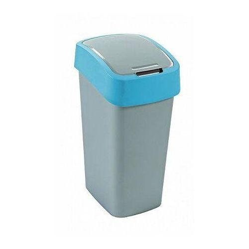 Kosz na śmieci Sorter na śmieci Flip Bin 50L blue.si - produkt dostępny w twojekosze.pl